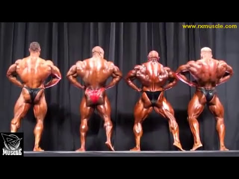 ARNOLD CLASSIC -- BRANCH WARREN VENCE ARNOLD CLASSIC 2011