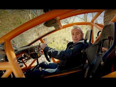 Matt LeBlanc tackles the Ariel Nomad! - Top Gear
