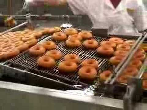 How to Make a Krispy Kreme