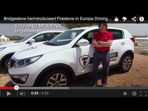 Bridgestone herintroduceert Firestone in Europa DrivingDutchman