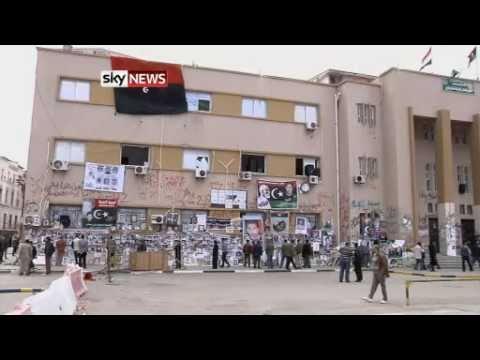 Spirits Up In Rebel Held Benghazi
