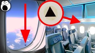 Top 10 Airplane Things You Don't Know The Purpose Of