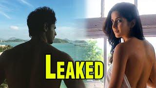 LEAKED : Katrina Kaif And Sidharth Malhotra Hot Beach Pictures | Baar Baar Dekho