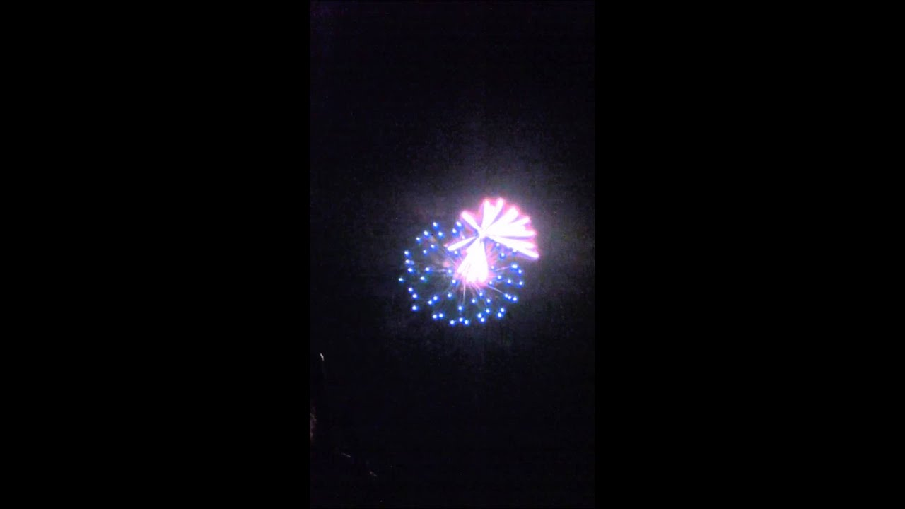 Lewiston Fireworks - YouTube
