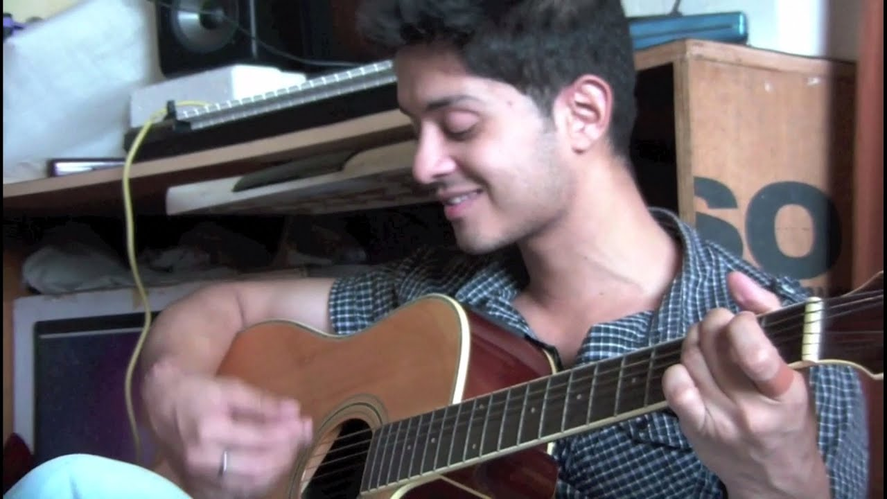 Pani Da Rang | Vicky Donor | Acoustic Cover by VRK - YouTube