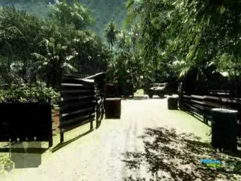 Crysis on Nvidia Gts 250 max out
