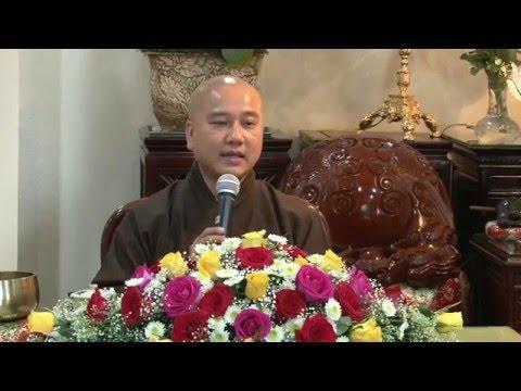 Phật Pháp Vấn Đáp (Giảng Tại Mỹ, 2016)