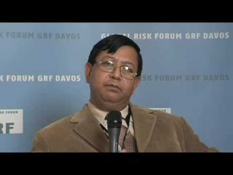 GRF Davos - Mr. Bhattacharjee (National Institute of Technology, India)