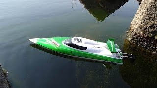 FT009 High Speed Racing Boat