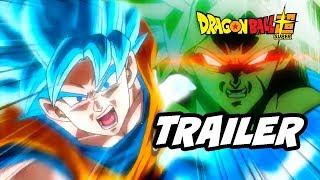 Dragon Ball Super Broly Movie Trailer - New Plot Synopsis Breakdown