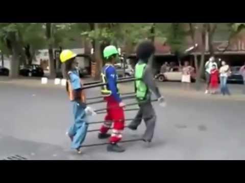 Impresionante Baile Callejero
