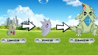 Generation 2 Pokemon! Pokemon Evolutions! Pokemon with 3 Stages Evolutions - 1/4