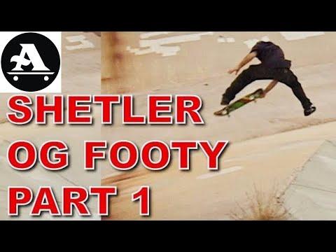 Anthony Shetler OG skate footage part 1