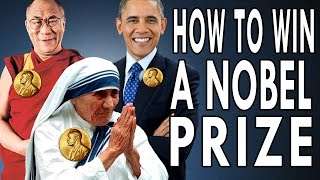 How to Win A Nobel Prize - EPIC HOW TO