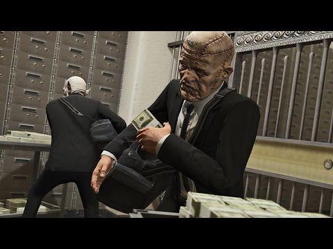 GTA Online: The Fleeca Job Heist - Best Way to Play