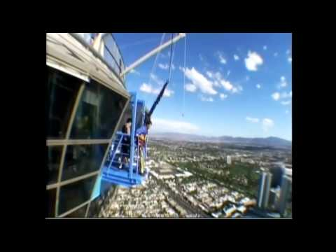 Sky Tower Jump Jump at Stratosphere Tower