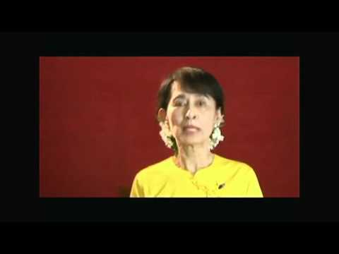 Daw Aung San Suu Kyi's message to ASEAN civil society at ACSC/APF 2011