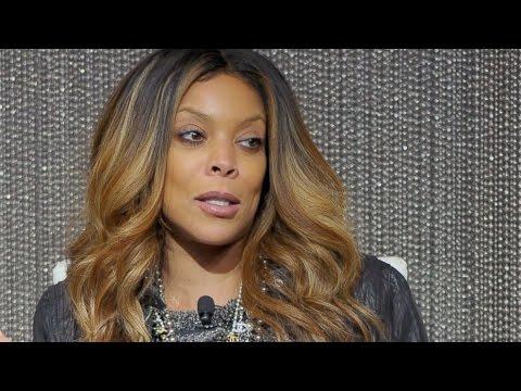 Rosenberg Blacks On Wendy Williams For Aaliyah Movie!!