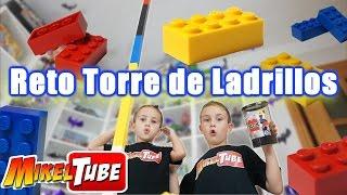 RETO DE LA TORRE DE LADRILLOS Challenge BloX de Nabumbu