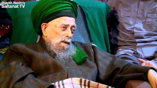 Chilean Miners Visiting their Spiritual Rescuer Shaykh Nazim - Part 1