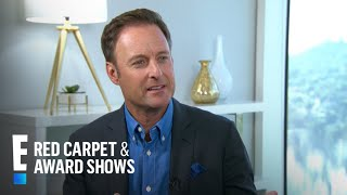 Watch Chris Harrison Learn About Tyler Cameron & Gigi Hadid | E! Red Carpet & Award Shows