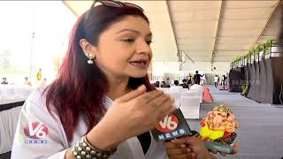 Bollywood Actress Pooja Bhatt Face To Face, Shares Her Personal Life Secrets | Hyderabad