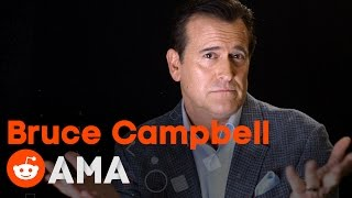Bruce Campbell: Reddit Ask Me Anything