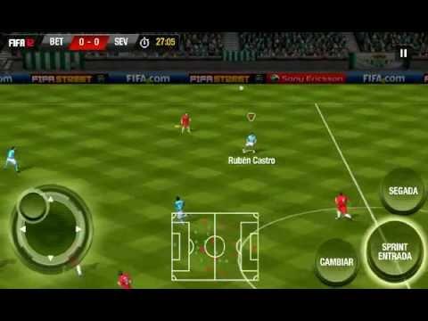 DESCARGAR EL FIFA 2012 FULL OFFLINE PARA ANDROID