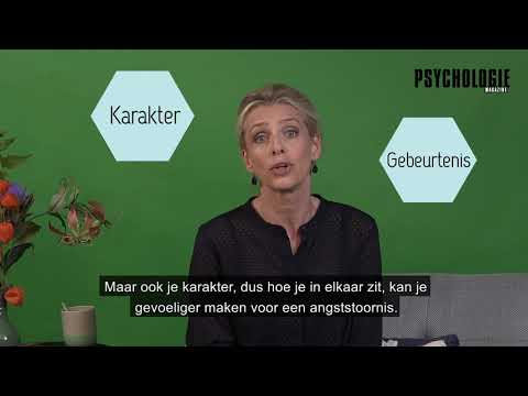 Angststoornissen - Psychologie magazine