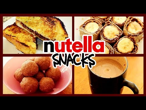 10 Best Uses Of Nutella