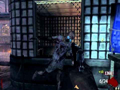 Call of Duty Black Ops 2 Zombies: TranZit Телепорт