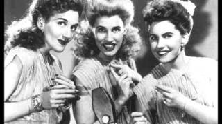 Andrew Sisters - In The Mood