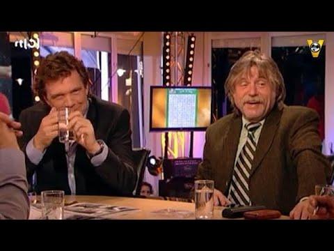 HAHA! ''De grote Johan Derksen-bingo'' - VI ORANJE BLIJFT THUIS