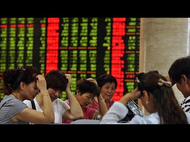 Pékin n'arrive pas à enrayer la chute des marchés boursiers - economy