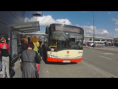 Gdańsk Airport Bus To Gdańsk City Centre