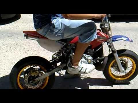 pit bike motor am6 youtube. Black Bedroom Furniture Sets. Home Design Ideas