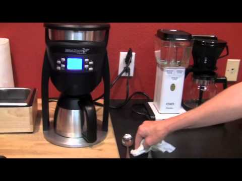 Compare: Behmor Brazen Brew vs. Technivorm KB741