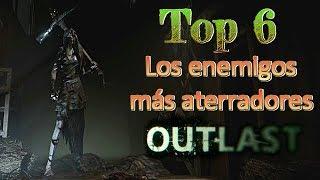 Top 6: Los enemigos más aterradores de Outlast