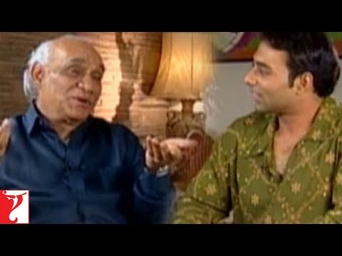 Yash Chopra In Conversation With Uday Chopra - Darr