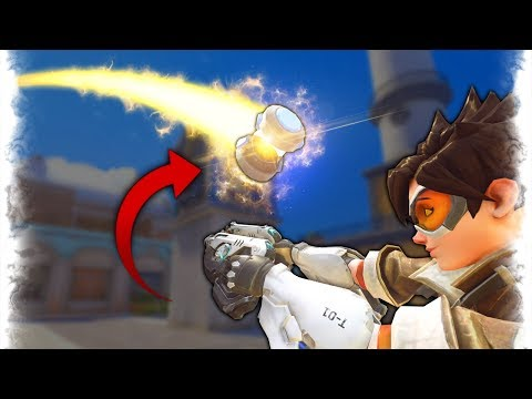 RARE Ana Grenade!! | Overwatch Best and Funny Moments - Ep.170