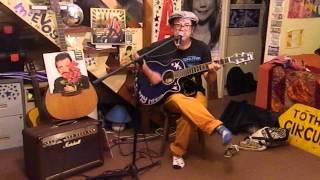 Watch George Harrison Wrack My Brain video