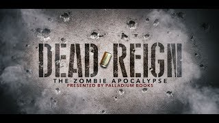 Dead Reign: The Zombie Apocalypse Session #01, Presented by Palladium Books #rpg #tabletop #zombies