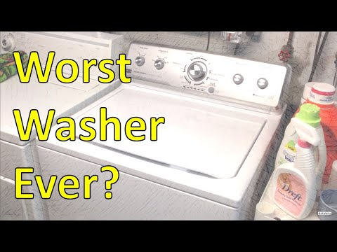 Review of the Maytag Centennial Washing Machine Washer Mr. and Mrs.