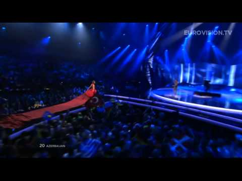 Farid Mammadov - Hold Me (Azerbaijan) - LIVE - 2013 Grand Final