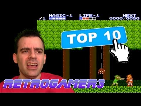 My Top 10 Hardest Games by RetroGamer3
