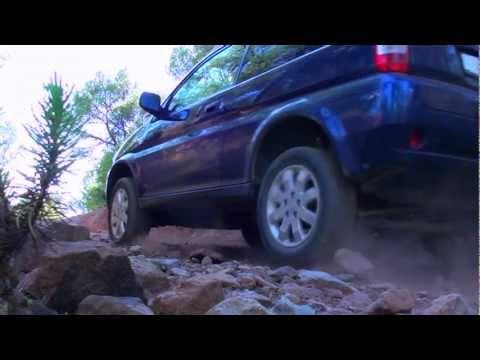 Honda hrv off road 4x4