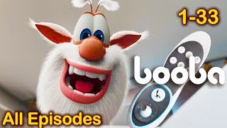 Booba Funny cartoons  - All Episodes Compilation (33-1) for kids 2018 KEDOO ToonsTV