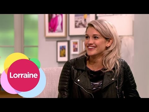 Ashley Roberts On The Jump And I'm A Celeb | Lorraine