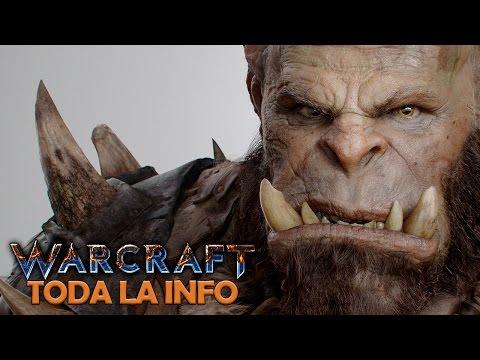 Warcraft (Película)   Toda la información 2015
