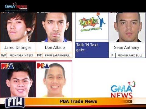 FTW: PBA Trade News